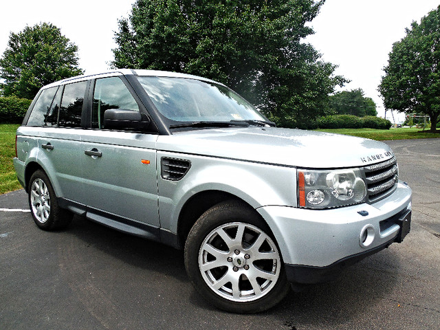 2007 Land Rover Range Rover Sport HSE Leesburg, Virginia 0