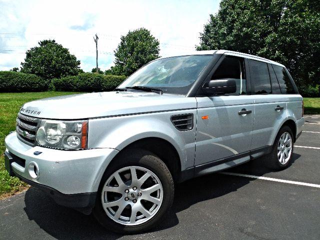 2007 Land Rover Range Rover Sport HSE Leesburg, Virginia 1