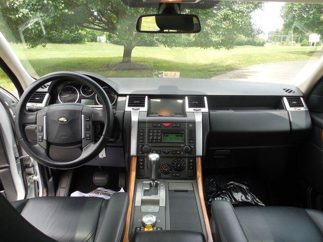 2007 Land Rover Range Rover Sport HSE Leesburg, Virginia 13