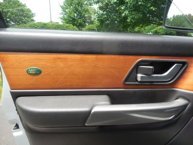 2007 Land Rover Range Rover Sport HSE Leesburg, Virginia 12