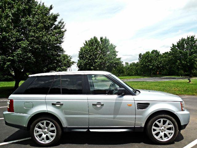2007 Land Rover Range Rover Sport HSE Leesburg, Virginia 2