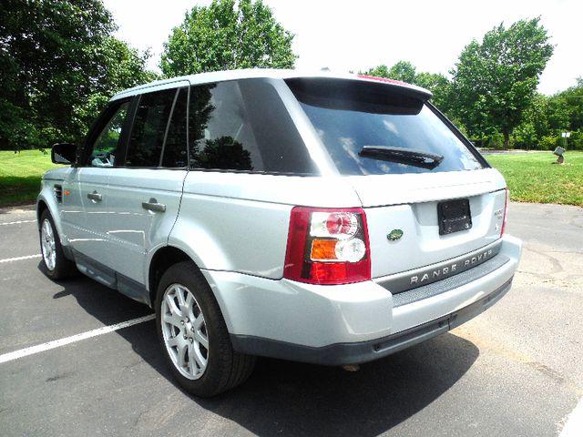 2007 Land Rover Range Rover Sport HSE Leesburg, Virginia 5