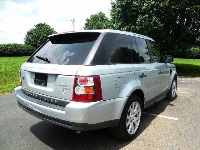 2007 Land Rover Range Rover Sport HSE Leesburg, Virginia 4