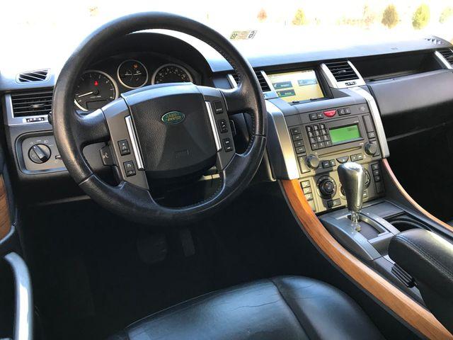 2007 Land Rover Range Rover Sport HSE Leesburg, Virginia 15