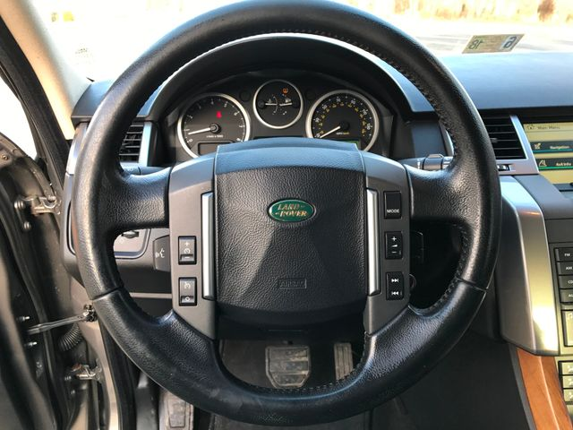 2007 Land Rover Range Rover Sport HSE Leesburg, Virginia 17