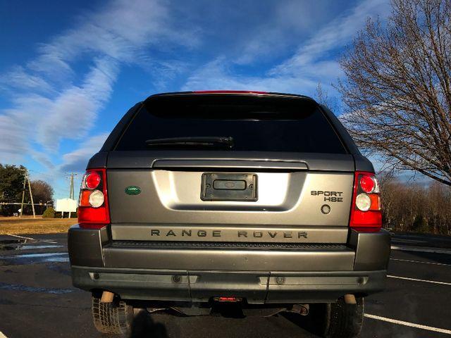 2007 Land Rover Range Rover Sport HSE Leesburg, Virginia 7