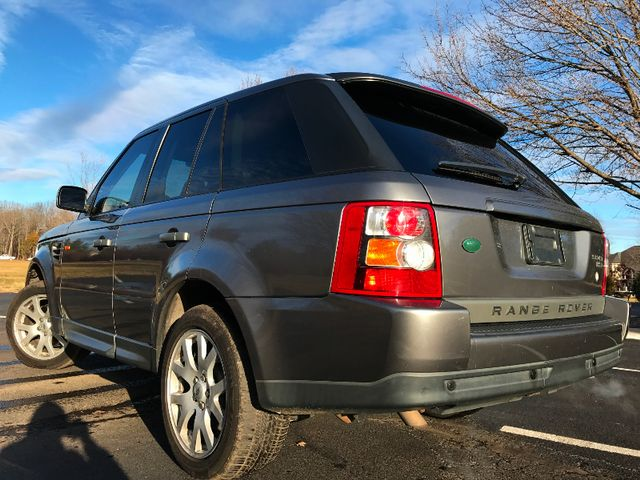 2007 Land Rover Range Rover Sport HSE Leesburg, Virginia 3