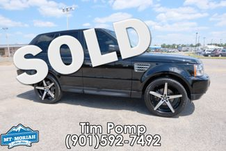 2007 Land Rover Range Rover Sport HSE | Memphis, Tennessee | Mt Moriah Auto Sales in  Tennessee