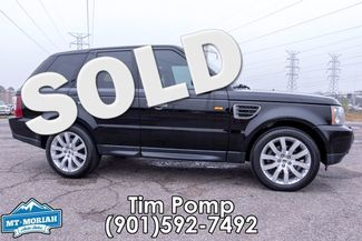 2007 Land Rover Range Rover Sport in Memphis Tennessee