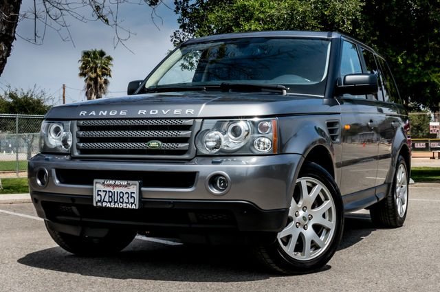 2007 Land Rover Range Rover Sport HSE Reseda, CA 2