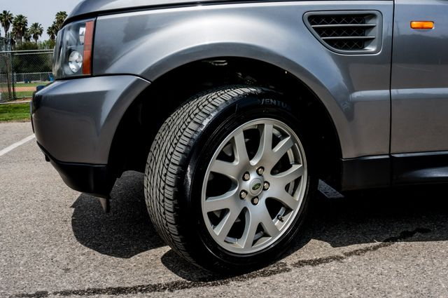 2007 Land Rover Range Rover Sport HSE Reseda, CA 12