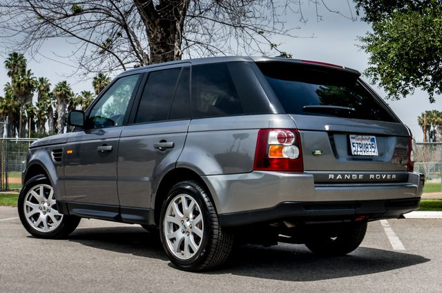 2007 Land Rover Range Rover Sport HSE Reseda, CA 6