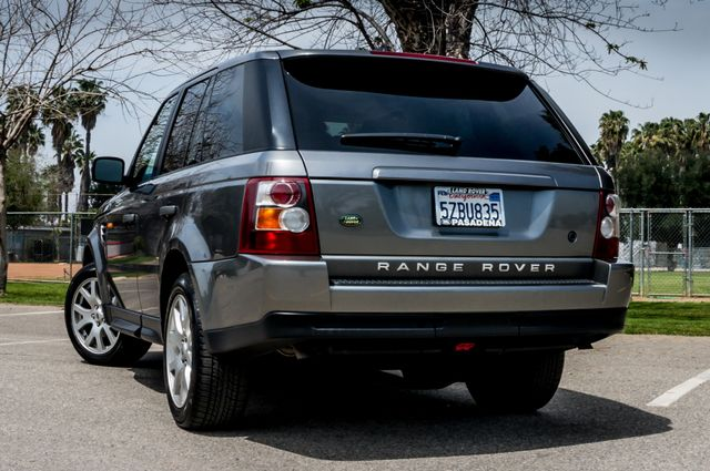 2007 Land Rover Range Rover Sport HSE Reseda, CA 7