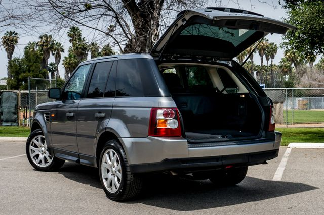 2007 Land Rover Range Rover Sport HSE Reseda, CA 10