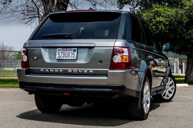 2007 Land Rover Range Rover Sport HSE Reseda, CA 8