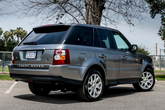 2007 Land Rover Range Rover Sport HSE Reseda, CA 9