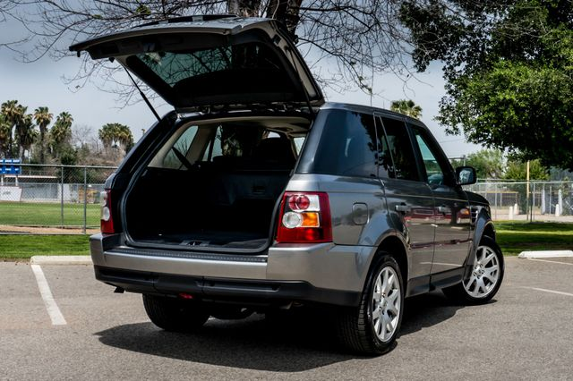 2007 Land Rover Range Rover Sport HSE Reseda, CA 11