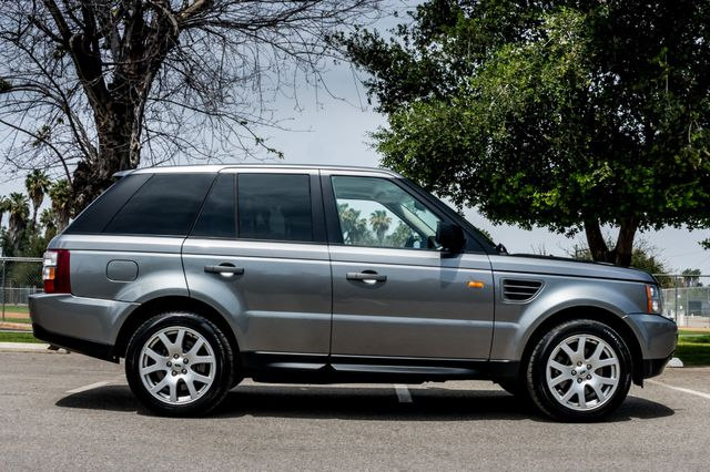2007 Land Rover Range Rover Sport HSE Reseda, CA 5
