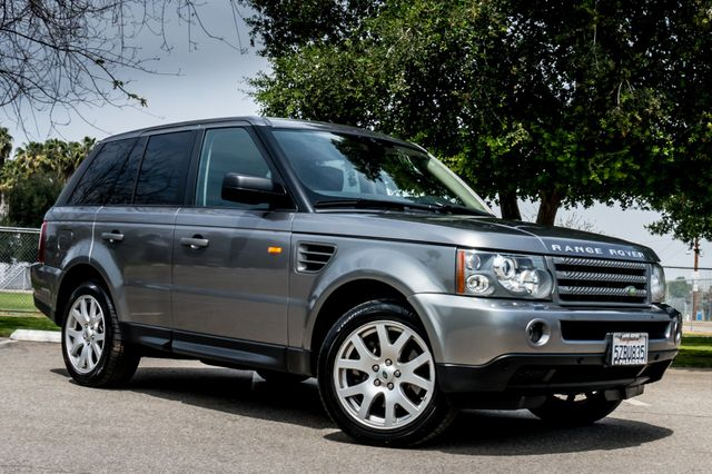 2007 Land Rover Range Rover Sport HSE Reseda, CA 45