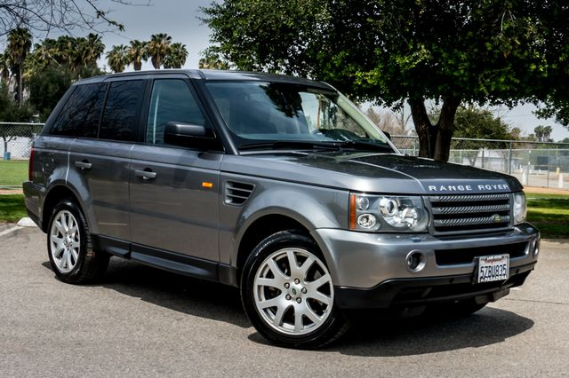 2007 Land Rover Range Rover Sport HSE Reseda, CA 3