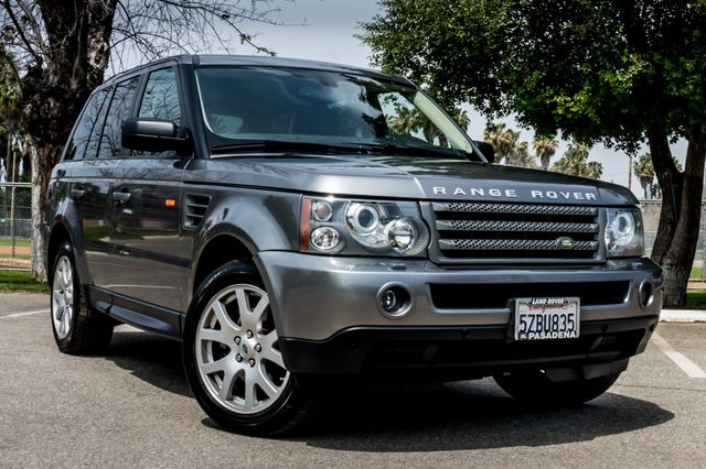 2007 Land Rover Range Rover Sport HSE Reseda, CA 44