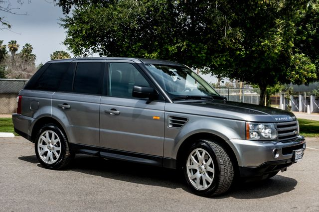 2007 Land Rover Range Rover Sport HSE Reseda, CA 46