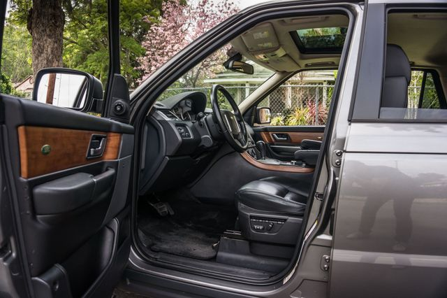 2007 Land Rover Range Rover Sport HSE Reseda, CA 13