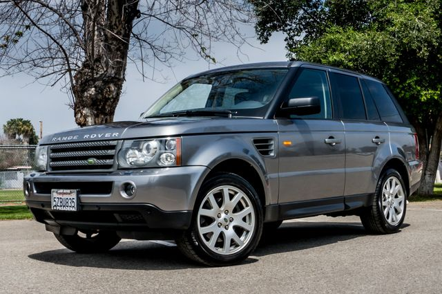 2007 Land Rover Range Rover Sport HSE Reseda, CA 1