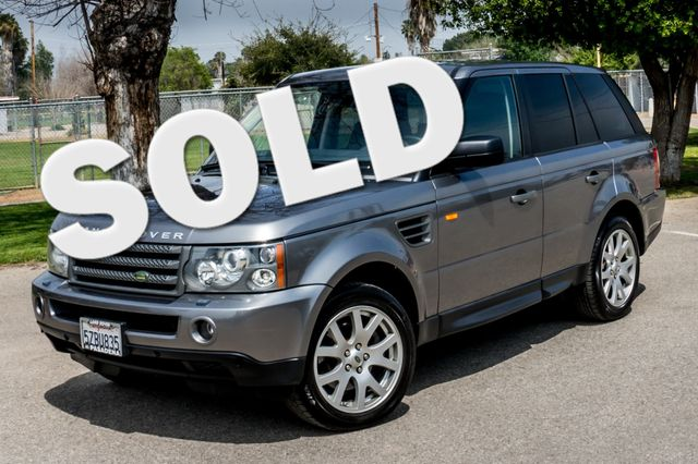 2007 Land Rover Range Rover Sport HSE Reseda, CA 0