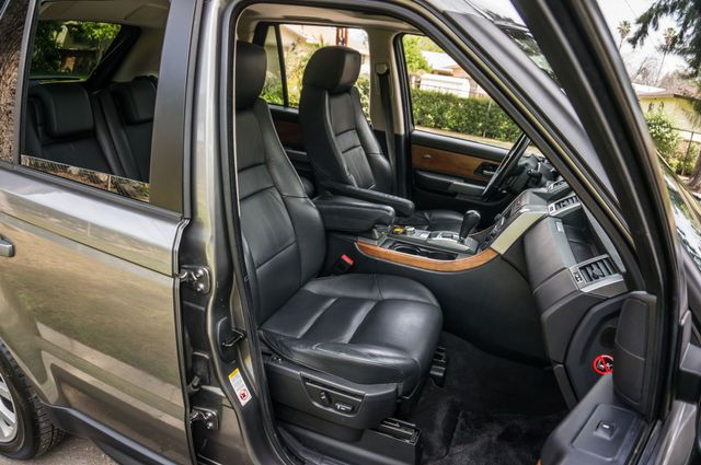 2007 Land Rover Range Rover Sport HSE Reseda, CA 29