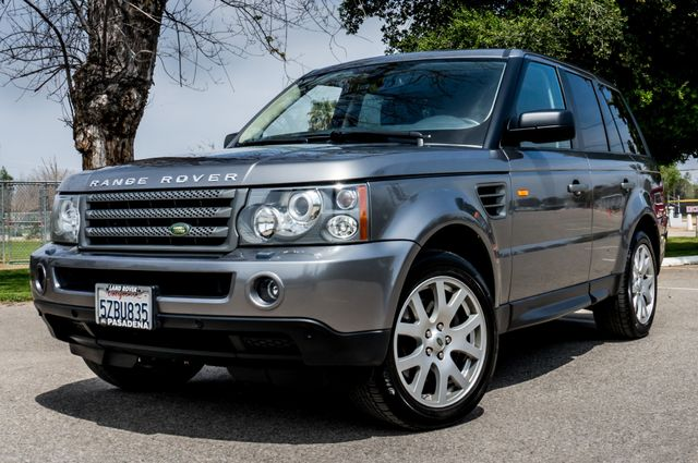 2007 Land Rover Range Rover Sport HSE Reseda, CA 41
