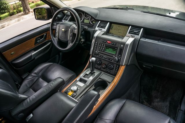 2007 Land Rover Range Rover Sport HSE Reseda, CA 33