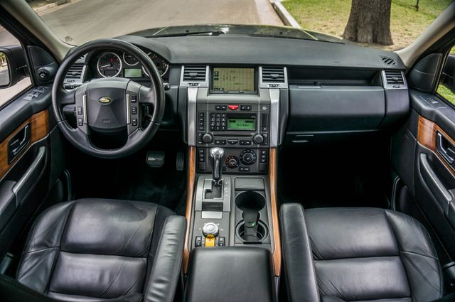 2007 Land Rover Range Rover Sport HSE Reseda, CA 18