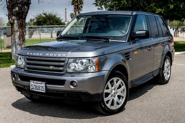 2007 Land Rover Range Rover Sport HSE Reseda, CA 42