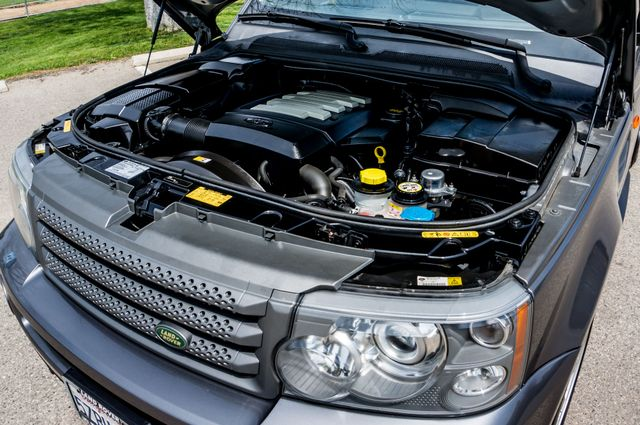 2007 Land Rover Range Rover Sport HSE Reseda, CA 36