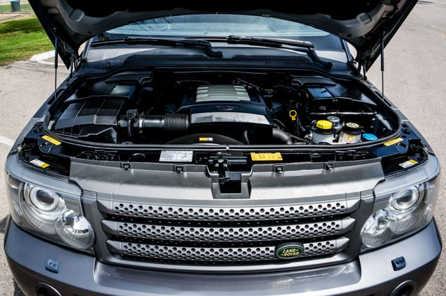 2007 Land Rover Range Rover Sport HSE Reseda, CA 37