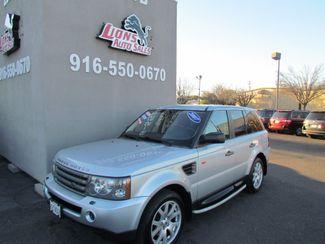 2007 Land Rover Range Rover Sport HSE Sacramento, CA