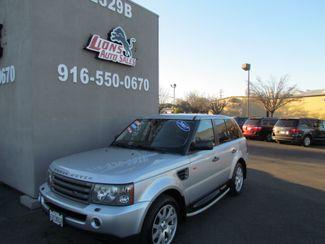 2007 Land Rover Range Rover Sport HSE Sacramento, CA 1