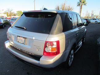 2007 Land Rover Range Rover Sport HSE Sacramento, CA 10