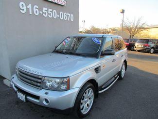 2007 Land Rover Range Rover Sport HSE Sacramento, CA 2