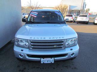 2007 Land Rover Range Rover Sport HSE Sacramento, CA 4