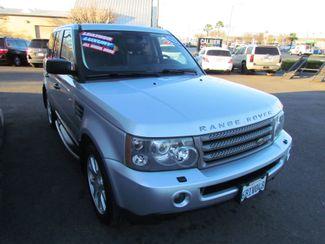 2007 Land Rover Range Rover Sport HSE Sacramento, CA 5