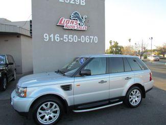 2007 Land Rover Range Rover Sport HSE Sacramento, CA 6