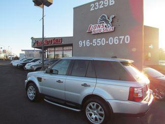2007 Land Rover Range Rover Sport HSE Sacramento, CA 7