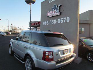 2007 Land Rover Range Rover Sport HSE Sacramento, CA 8