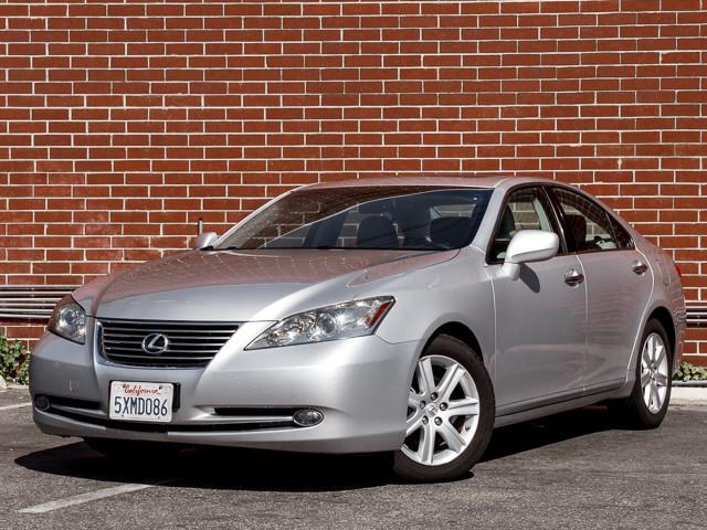 2007 Lexus ES 350 Burbank, CA 4