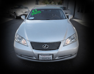 2007 Lexus ES 350 Sedan Chico, CA 6