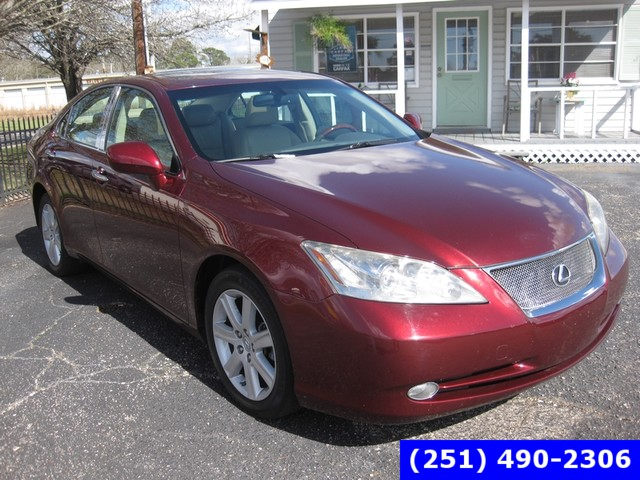 used lexus es 350 for sale in pensacola fl 33 cars from 10 981. Black Bedroom Furniture Sets. Home Design Ideas