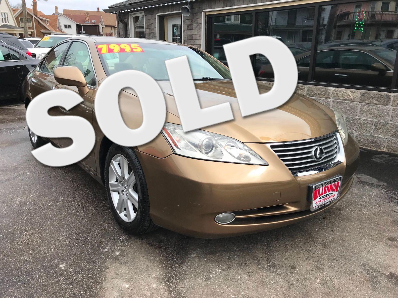 for silver es cars sale lexus