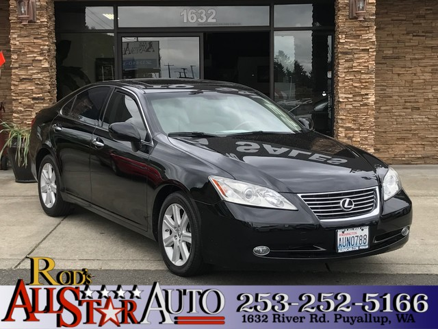 2007 Lexus ES 350 The CARFAX Buy Back Guarantee that comes with this vehicle means that you can bu